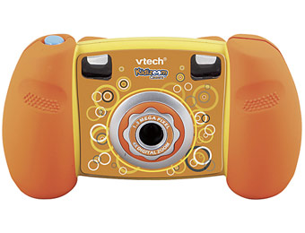 63% off Vtech Kidizoom Orange 1.3-Megapixel Digital Camera