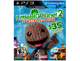 50% off Little Big Planet 2: Special Edition (PlayStation 3)