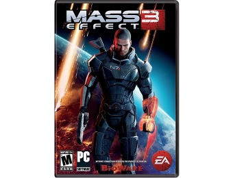 Free after $10 Rebate: Mass Effect 3 (PC)