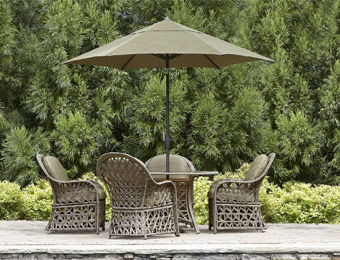 $720 off Grand Resort Calumet 5pc Patio Furniture Set