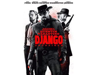 87% off Django Unchained (DVD)