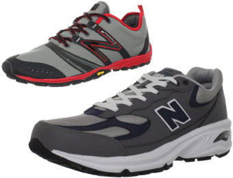 Up to 70% off Men's New Balance Footwear