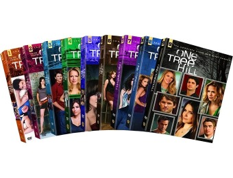 $386 off One Tree Hill: Complete Series (Seasons 1-9) DVD