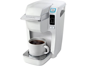 $30 off Keurig Mini Plus Single-Serve Coffee Brewer - White