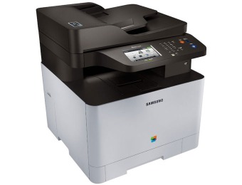 $250 off Samsung Xpress C1860FW Color Laser Multifunction Printer