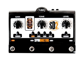 $551 off T-Rex SpinDoctor 2 Overdrive Preamp Guitar Pedal