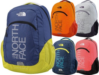 58% off The North Face Haystack Daypack, 31.5 L, 5 colors