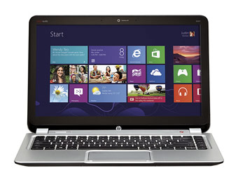 "HP Envy 4-1105dx 14"" Touch-Screen Ultrabook (i3,4GB,500GB)"
