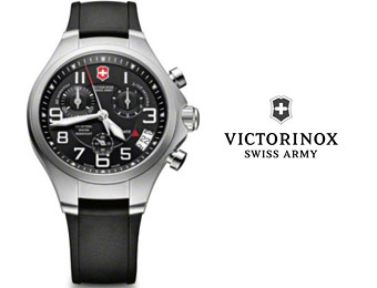 40% off Victorinox Base Camp Chronograph Swiss Army Watch