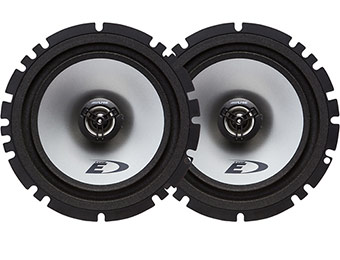 "75% off Alpine SXE1725S 6-1/2"" 2-Way Car Speakers (Pair)"