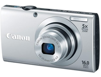 47% off Canon PowerShot A2400 16MP Digital Camera