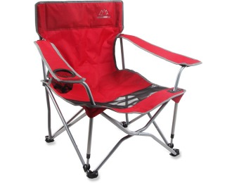 $25 off Mountain Summit Gear Low Boy Beach and Camping Chair