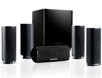 $390 off Harman Kardon HKTS 16BQ 5.1 Home Theater Package