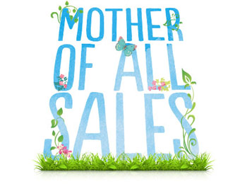 Up to 91% off Mother's Day Sale, Hundreds of items $40 or Less
