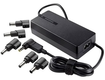 45% off Insignia Universal AC Laptop Power Adapter,