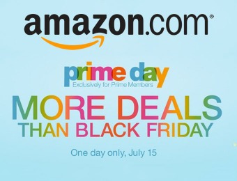 Amazon Prime Day - More Deals Than Black Friday