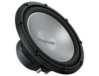 70% off Kenwood KFC-W12PS Performance Series Car Subwoofer