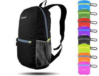 58% off Gonex Ultra Lightweight Packable Backpack, 8 colors