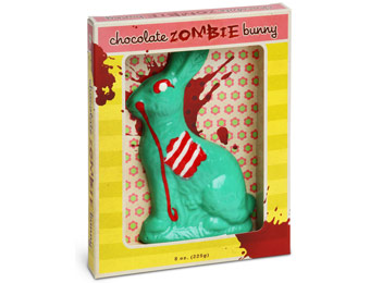 87% off Chocolate Zombie Bunny