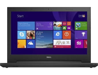 "Deal: $50 off Dell Inspiron 15.6"" Touch Laptop I3541-3600BLK"