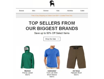 BackCountry Sale - Up to 50% off Biggest Brands & Top-Sellers