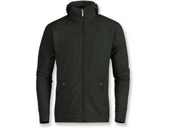 $95 off Black Diamond Solution Fleece Hoodie Men's Jacket