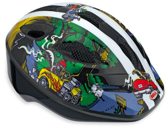 60% off Bell Dart Youth Bicycle Helmet, 6 Styles Available