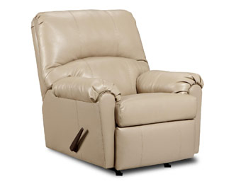 $400 off Simmons Bradford 3 Way Rocker/Recliner