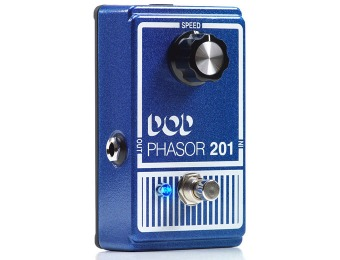 67% off DOD Phasor 201 Analog Phaser/Pitch Shifter Guitar Pedal