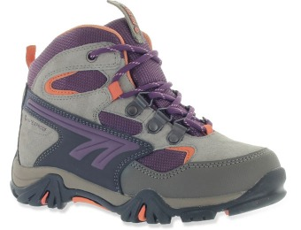 $33 off Hi-Tec Nepal Jr. Waterproof Hiking Boots for Kids