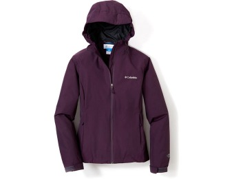 $50 off Women's Columbia Morning Charmer Rain Jacket