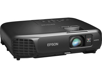 $150 off Epson EX5220 Wireless XGA 3LCD Projector, V11H551020