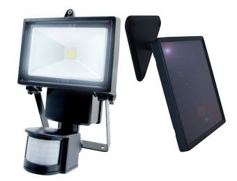 $30 off Nature Power 22260 Solar Motion Sensing Security Light