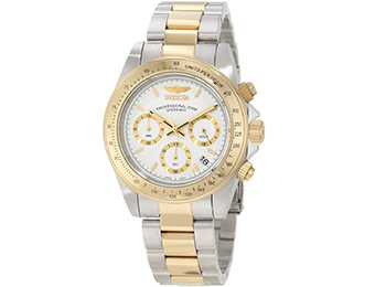 80% Off Invicta Men's Speedway Collection Chronograph S Watch