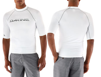 50% off Dakine Heavy Duty Men's Rashguard
