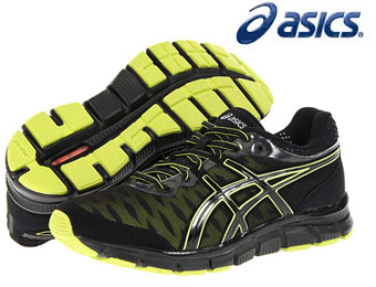 Up to 50% Off Asics Apparel and Shoes