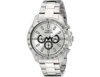 92% off Invicta 6713 Speedway Stainless Steel Men's Watch