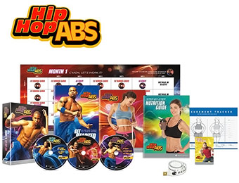 62% off Hip Hop Abs DVD Workout