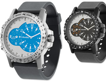 39% off Columbia Waypoint Compass Men's Watch