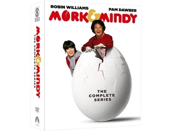 $102 off Mork & Mindy: The Complete Series (DVD)