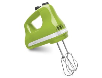 $35 off KitchenAid KHM512GA 5-Speed Ultra Power Hand Mixer
