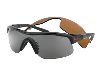 78% off Nike Show-X1 EV0617-001 Men's Sports Sunglasses