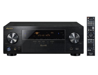 $300 off Pioneer Elite VSX-80 7.2-Ch Network A/V Receiver