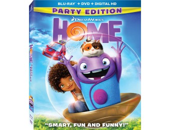 $22 off Home Blu-ray DVD Combo