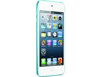 38% off 64GB Apple iPod Touch MD718LL/A (5th Generation) - Blue