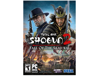 67% off Total War Shogun 2 Fall of the Samurai w/code: EMCXRWN232
