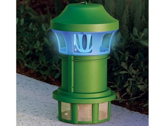 $110 off 3,200 Sq. Ft. Mosquito Eliminating UV-A Trap