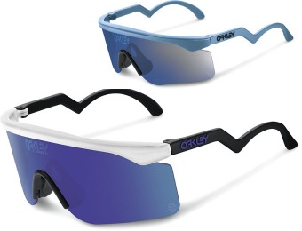 $121 off Oakley Razor Blade Heritage Collection Sunglasses