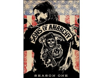 70% off Sons of Anarchy: Season 1 DVD