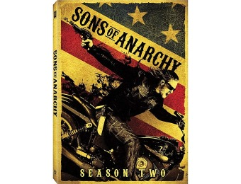 75% off Sons of Anarchy: Season 2 DVD